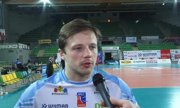 Paweł Woicki-chcemy wygrywać dla kibiców.