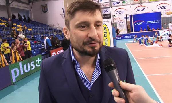 Jakub Bednaruk-jestem dumny ze swojej drużyny.