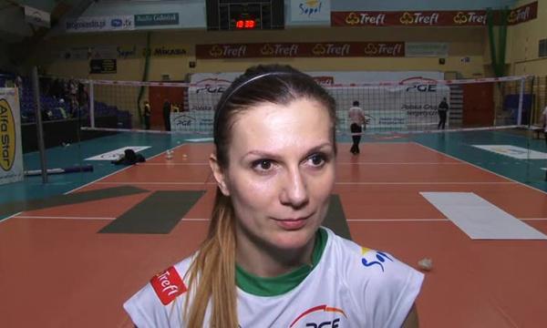 Mariola Zenik-jeszcze troche pewności siebie.