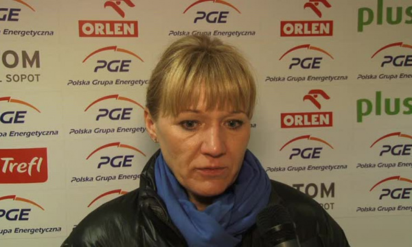 Magdalena Śliwa-prześladuja nas serie nieudanych akcji.