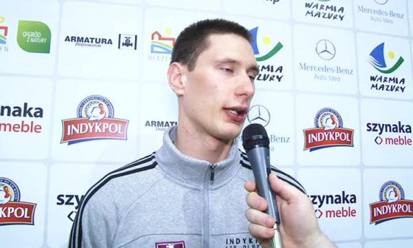 Bartosz Krzysiek-ZAKSA trzyma poziom....