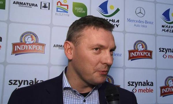 Paweł Papke-zawsze kibicuję za Olsztynem...