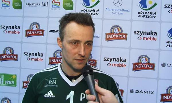Maciej Dobrowolski-wysoki poziom zaangażowania