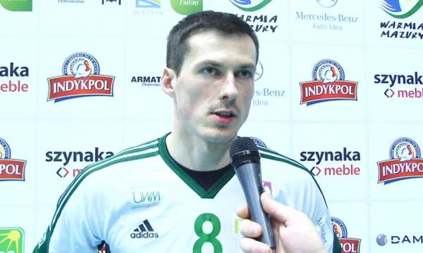 Rafał Buszek - MVP.