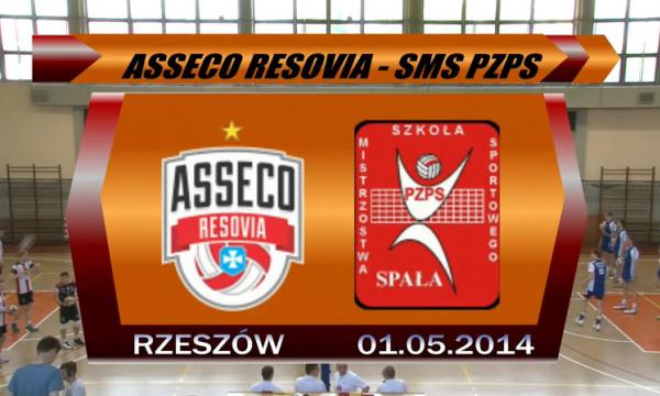 Asseco Resovia Rzeszów - SMS PZPS Spała