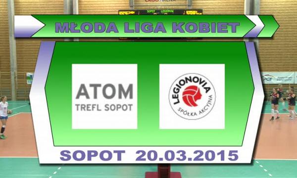 PGE Atom Trefl Sopot - SK bank Legionovia Legionowo