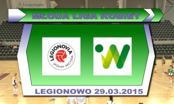 SK bank Legionovia Legionowo - Impel Wrocław - 4 sety