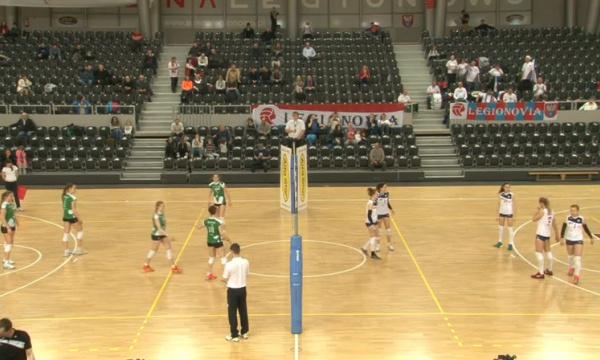 SK bank Legionovia Legionowo - Impel Wrocław - 5 set