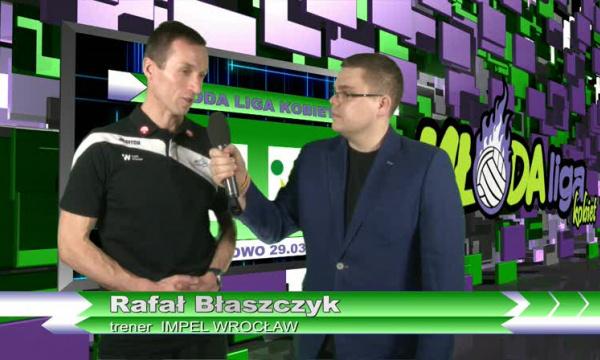 Wywiad Rafał Błaszczyk