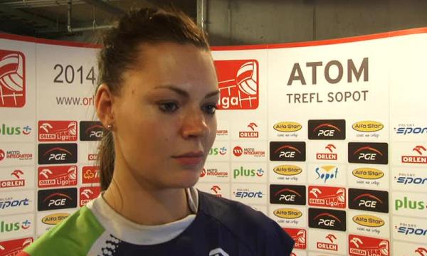 Maja Tokarska-podobnie jak z Krasnodarem.