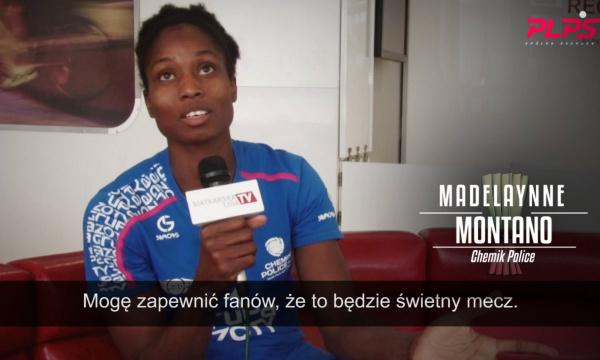 Superpuchar 2015 kobiet: Montano zapewnia, że mecz będzie ciekawy