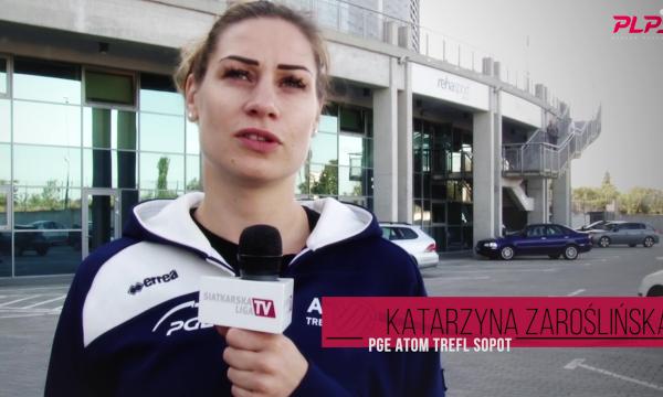 10 lat ORLEN Ligi: wspomina Katarzyna Zaroślińska
