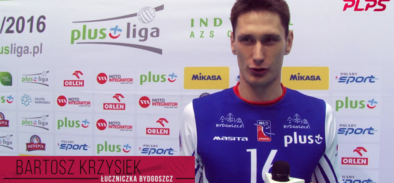 Powiedzieli po meczu Indykpol AZS Olsztyn – Łuczniczka Bydgoszcz